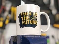 Taza This Is The Future