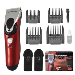Máquina De Corte Clipper Recargable Advanced Power Teknikpro