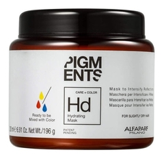 MÁSCARA PIGMENTS HD 200ML - ALFAPARF