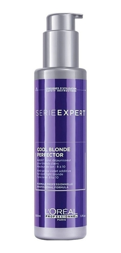 Aditivo Cool Blonde Perfector X150 Serie Expert - Loreal