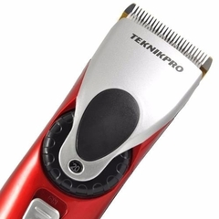 Máquina De Corte Clipper Recargable Advanced Power Teknikpro - Pelomanía