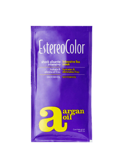Shock Alisante Intensivo 50gr Argan Oil - Estereo Color