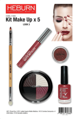Kit Make up x5 - Heburn en internet