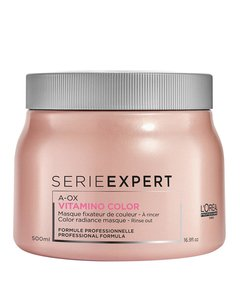MÁSCARA VITAMINO COLOR SERIE EXPERT 500ML - LOREAL