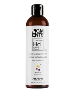 SHAMPOO PIGMENTS HD 200ML - ALFAPARF