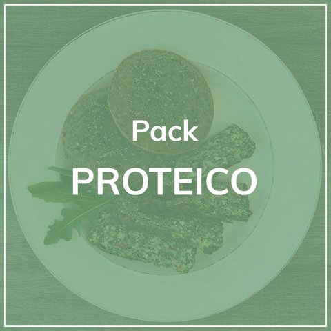 PACK Proteico