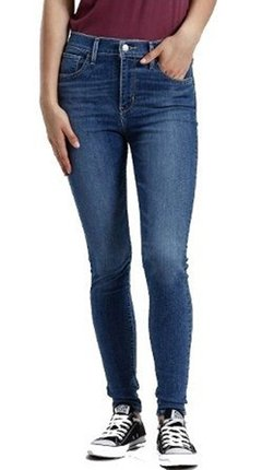 Jeans Mujer Levis 720 High Rise Super Skinny Tiro Alto