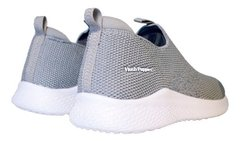 Zapatilla Pancha Mujer Hush Puppies Level Gris G Zero en internet