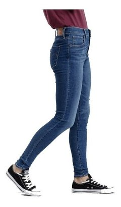 Jeans Mujer Levis 720 High Rise Super Skinny Tiro Alto - comprar online