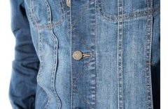 Campera Jean De Hombre Slim Lee Denim Strech  en internet