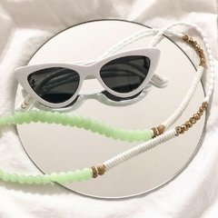 "Chain Sunglasses ""Queen"""