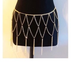 Skirt chain Gold