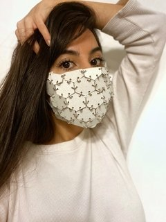 MASK >Reversible + tela< - MuchA Brand