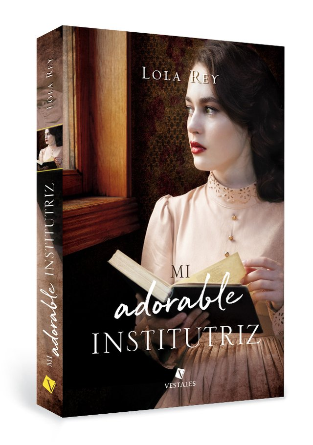 Mi adorable institutriz  |  Lola Rey