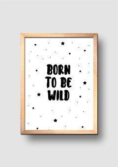 Cuadro Born to be Wild - comprar online
