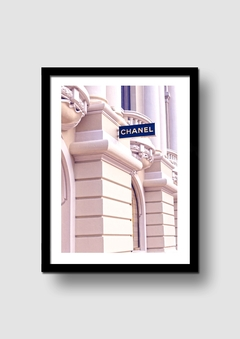 Cuadro Chanel Boutique en internet