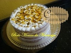 Image of BOLO MOUSSE SABORES