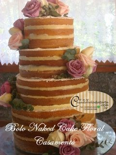 NAKED CAKE PARA CASAMENTO on internet