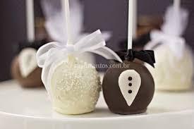Resultado de imagem para popcakes de casamento