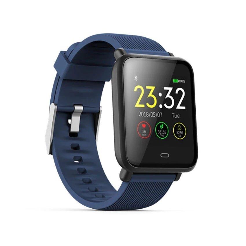 e1f87e99e73 Smartwatch Q9 IPX67 A Prova D  Água Para IOS e Android com Funções de  Relógio Inteligente