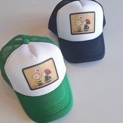 Gorra Trucker - Charlie Brown´s Kiss