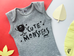 BODY MUSCULOSA CUTE MONSTERS