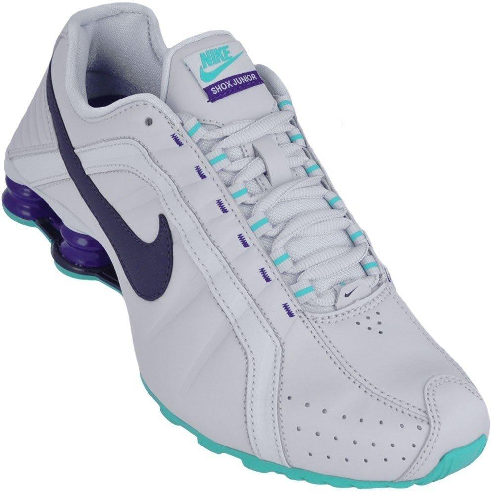 1aac7212447bdb ... 7d477722b26 Nike Shox Junior Feminino - Comprar em FORCE MIX   9865974b051 Tênis ...