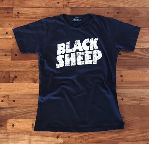 REMERA BLACK SHEEP
