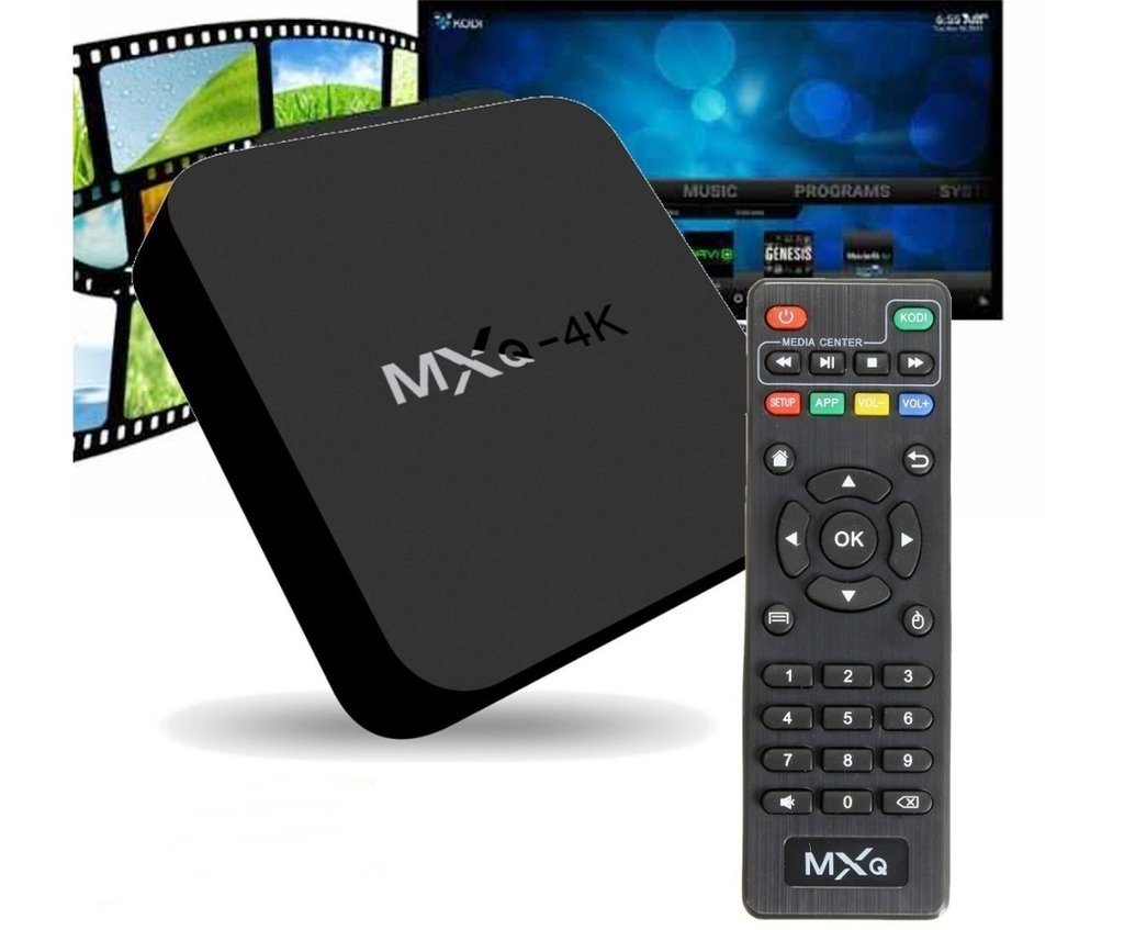 Tv box MXQ-4K Android 7 1 2