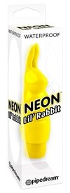 NEON LUV TOUCH LIL RABBIT YELLOW