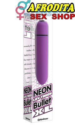 NEON LUV TOUCH BULLET XL PURPLE
