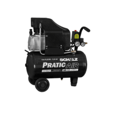 COMPRESSOR DE AR PRATIC AIR CSA 8,2/25