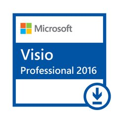 MICROSOFT VISIO PROFESSIONAL 2016 – ESD + Nota Fiscal