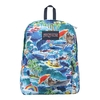 Mochila Original Jansport Superbreak 25l Multi Wet Sloth