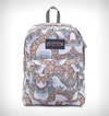 Mochila Original Jansport Superbreak 25l Multi Summer Festival