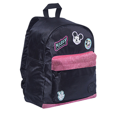 Mochila Mickey Mouse Parches Mooving 15l