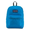Mochila Original Jansport Superbreak 25l Neon Blue