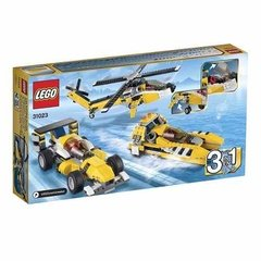 Lego Creator (31023) Yellow Racers 3 In 1 - Woopy en internet