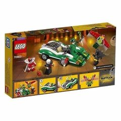 Lego The Batman Movie (70903) The Riddler Riddle Racer en internet