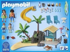 Playmobil 6979 Isla Resort - Original - Woopy en internet