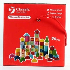 Classic World: 56 Bloques - 56 Wisdom Blocks - Woopy - comprar online