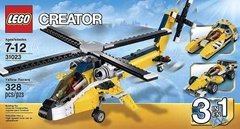 Lego Creator (31023) Yellow Racers 3 In 1 - Woopy