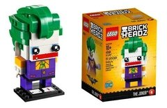 Lego Brick Headz 41588 The Joker - Original - Woopy