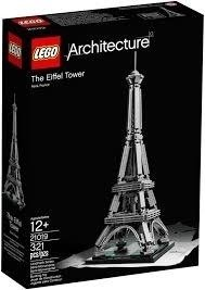 Lego Architecture 21019 The Eiffel Tower - Original- Woopy