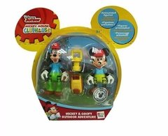 Mickey & Goofy: Outdoor Adventure - Original - Woopy