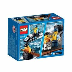 Lego City (60126) Tire Escape - Woopy en internet