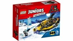 Lego Junior 10737 Batman Vs Mr Freeze - Original - Woopy
