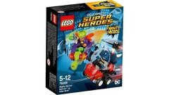 Lego Dc Comics Heroes (76069) Batman Vs. Killer Moth - Woopy