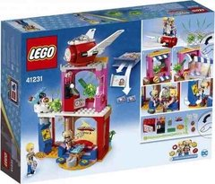Lego Dc Superhero Girls (41231) Harley Quinn To The Rescue na internet