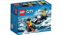 Lego City (60126) Tire Escape - Woopy